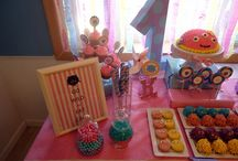 Birthday party ideas / by Kelsey Tobias