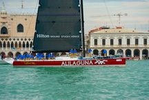 Veleziana 2015 / Sixth edition of Veleziana, the closing regatta of the sailing season, that gather many boats and yacht in the magical Lagoon of Venice