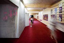 interior : public space