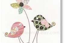 birds / by Pink Hippo Quilts