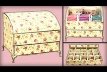 Cartonnage Drawer Boxes