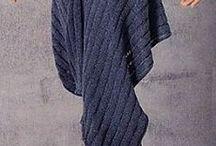 Gebreide/gehaakte jurk