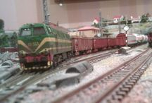 trains old