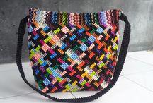 macrame * purses