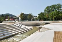 Velenje City Center Pedestrian Zone Promenada