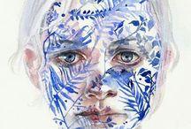 Portrait artists