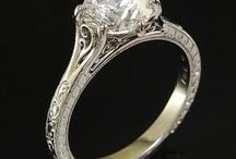 Ring ideas / by Robbie LaCosse