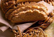 Brot und Semmel / verschiedene Brot- und Semmelrezepte
