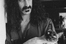 Famous people & cat