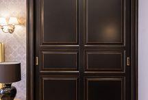 Необычный и изысканный шкаф-купе от нашего штатного дизайнера Игоря Колесникова