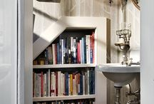 PINNING | Books in the bathroom