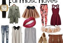 Back to School Fashion 2014