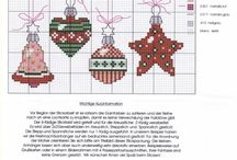 Cross stich Christmas