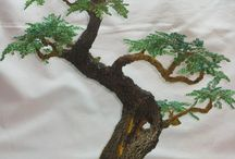bonsai koraliki