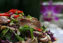 asian food / by Christy Lunt-Schulze