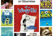 Books for Boys / Great books for boys in Years 7-10.