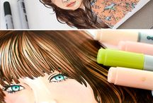 copic marker