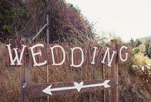 Nápisy na svatbu