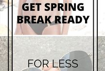 Spring Break / Spring Break travel ideas ...