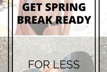 Spring Break / Spring Break travel ideas ... / by Santa Clara University