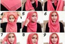 ➽ Tutorial Hijab