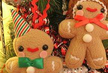 новый год / игрушки и разные поделки к новому году