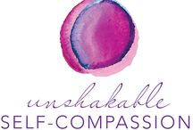 Unshakable Self-Compassion / A Hero's Journey to Unshakable Self-Compassion for midlife women. Learning skills in mindfulness, practicing self-kindness, and embracing our common humanity.