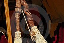 Sweep Ye Olde Broom!