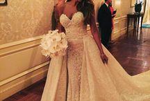Casamentos de celebridades / Inspire-se com as noivas famosas do Brasil e do mundo