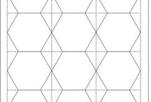 Hexagons sheets