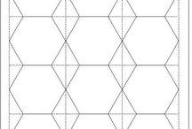 free hexagon pattern