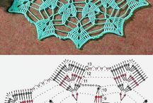 paños de crochet