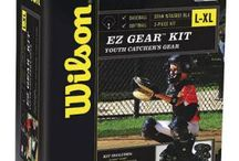 Catchers Gear /  Includes Helmets, Masks including Hockey style Masks, Chest Protectors and Leg Guards. Catchers Gear is specialised equipment that needs to fit correctly for both comfort and safety.