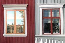 Bergtorp - Stora huset / Nybyggnation
