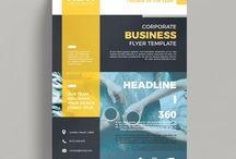 Бизнес листовки