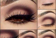 Makeup, Nails and Hair Styles