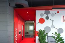 Design office for IT company