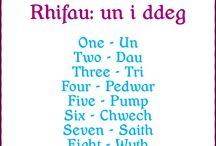 Welsh words
