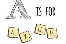 Nottingham alphabet