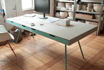CRE8'V desks/ tables