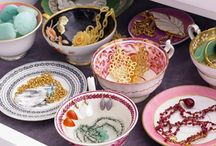 Ékszerek, Ékszertartók/Jewels, Jewellery holders