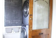 Home Sweet Home: Laundry