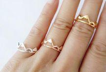 Mountain jewelry