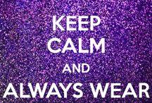 Keep Calm / Words