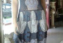 Crochet tops/dresses
