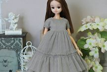 Clothes for Momoko from ElenaShowRoom