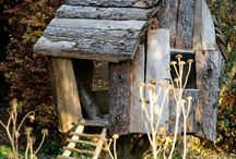 Tree houses and Tiny Houses / Tree houses