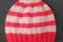 bonnet tricot 1 mois
