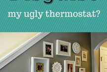Disguising Thermostat