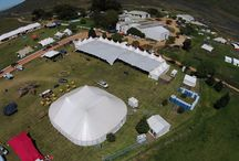 Festival tents / Festivals all over the world use stretch tents as their preferred temporary structures. Their uses are endless.